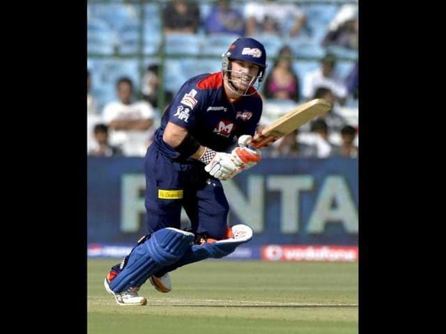 Delhi-Daredevils-batsman-David-Warner-during-the-T20-league-cricket-match-at-Sawai-Mansingh-Stadium-in-Jaipur-HT-Photo-Mohd-Zakir