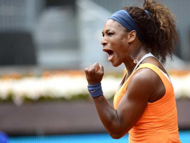 Serena Williams,Svetlana Kuznetsova,French Open
