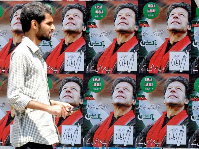 Pakistan elections,imran khan,Pakistan Tehreek-e-Insaf