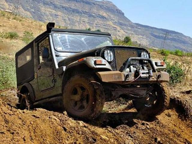 Mahindra Thar (Fourth report),DS-9.5TH