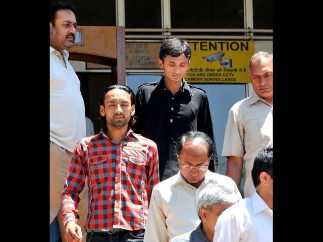 Pakistani Prisoner Sanaullah