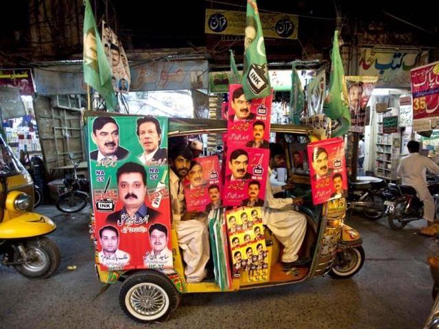 pakistan polls,It's a make-or-break Saturday,Islamabad