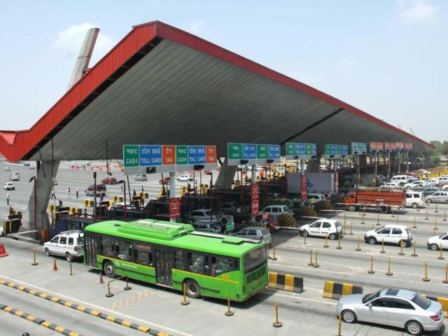 Toll plaza mess dents real estate boom
