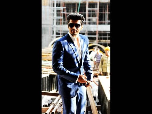 Arjun-Kapoor-starrer-Aurangzeb-is-written-and-directed-by-Atul-Sabharwal-The-film-is-slated-for-release-on-May-17-AFP-Photo