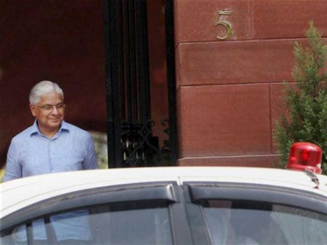 Ashwani Kumar,Central Bureau of Investgation,coal blocks allocation scam