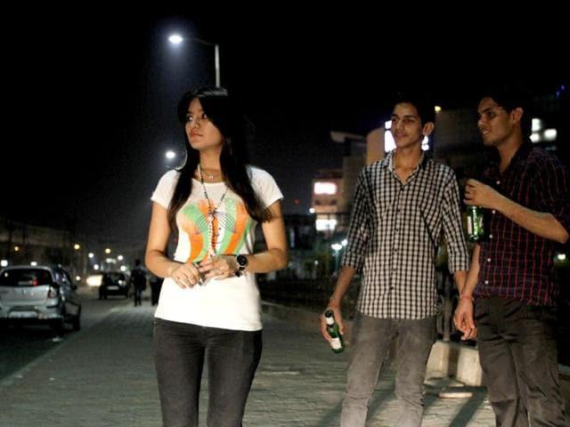 Sanya Bhardwaj,mg road,rapes