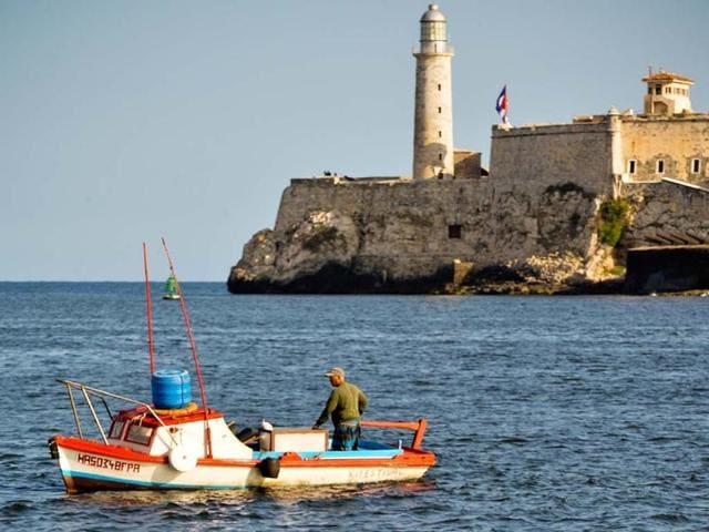 Havana Bay,Latin America,Spanish