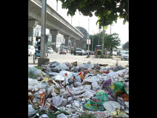 Garbage heaps
