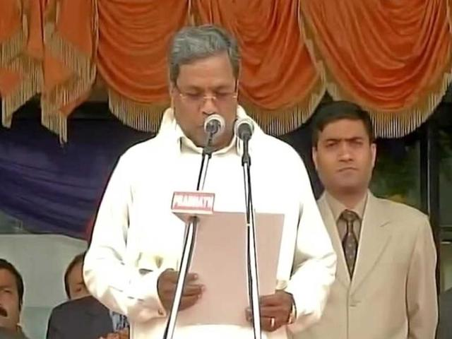 Can Congress's Siddaramaiah take on BJP's Narendra Modi?