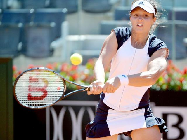 Laura Robson vs Venus Williams,ATP/WTA Rome Masters,Serena williams