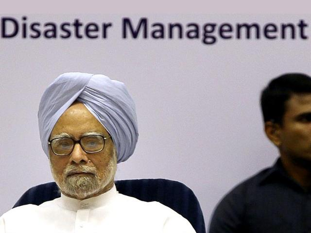 Prime-Minister-Manmohan-Singh-listens-to-a-speaker-during-the-first-session-of-National-Platform-for-Disaster-Risk-Reduction-in-New-Delhi-AP-Manish-Swarup