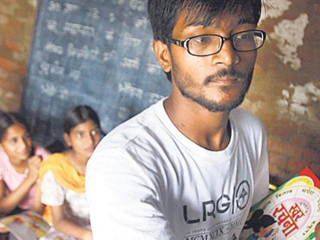 Shaheen P Parshad,Mithun Kumar,children education