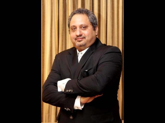 Viraf-Sarkari-director-of-Kingdom-of-Dreams-poses-for-a-photo-HT-Photo