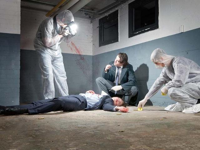anthropology,Delhi University,forensic scientist