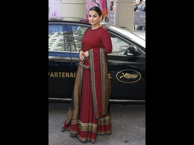 Cannes Film Festival,Indian fashion,taking over