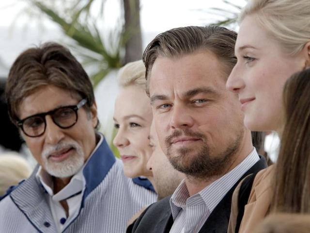 I'd love to work with Amitabh Bachchan again: Leonardo DiCaprio