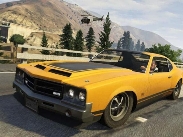 Grand Theft Auto V,Franklin,PlayStation 3