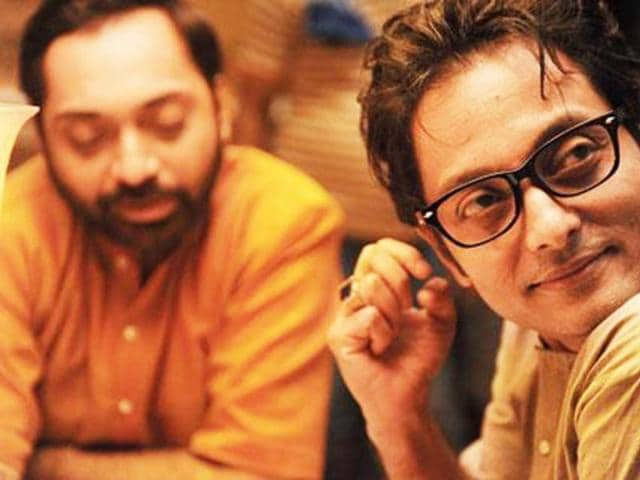 Ahalya,Sujoy Ghosh,Soumitra Chatterjee