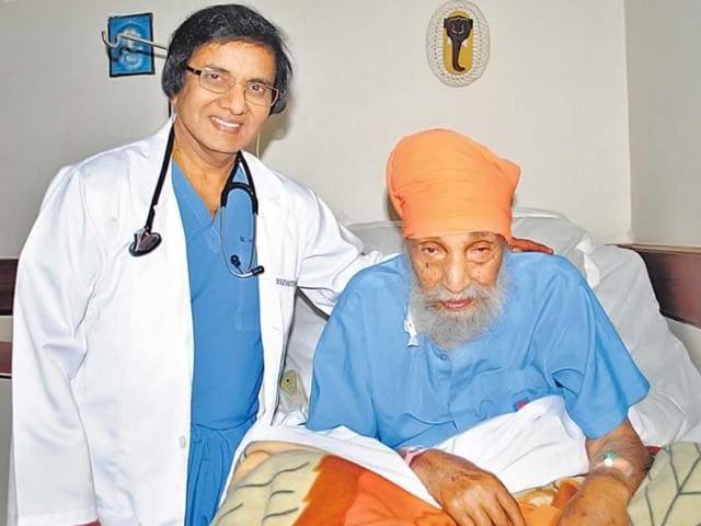 Noida resident Hari Singh