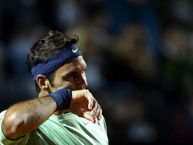 italian open,Roger Federer,Benoit Paire