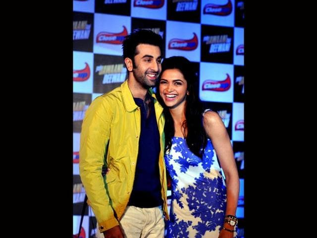They-have-dated-each-other-in-real-life-They-are-romancing-together-in-an-upcoming-film-Deepika-Padukone-and--Ranbir-Kapoor-displayed-their-best-chemistry-during-a-promotional-event-for-Yeh-Jawaani-Hai-Deewani-in-Mumbai-on-Friday-AFP-Photo