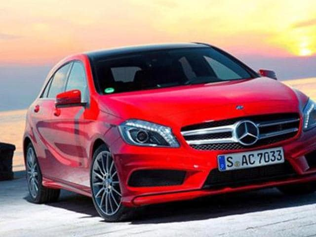 Mercedes-A-class-launched