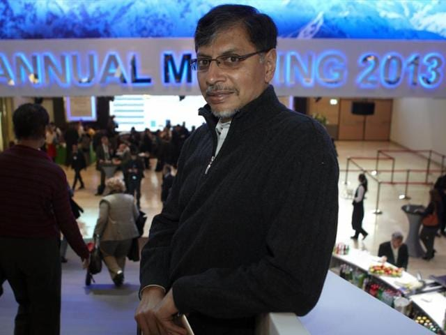 Phaneesh-Murthy-president-and-CEO-of-iGate-poses-during-the-World-Economic-Forum-WEF-in-Davos-Reuters