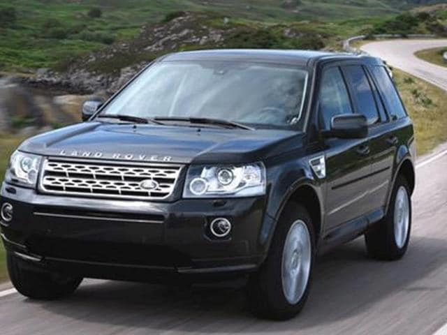 land rover freelander india price