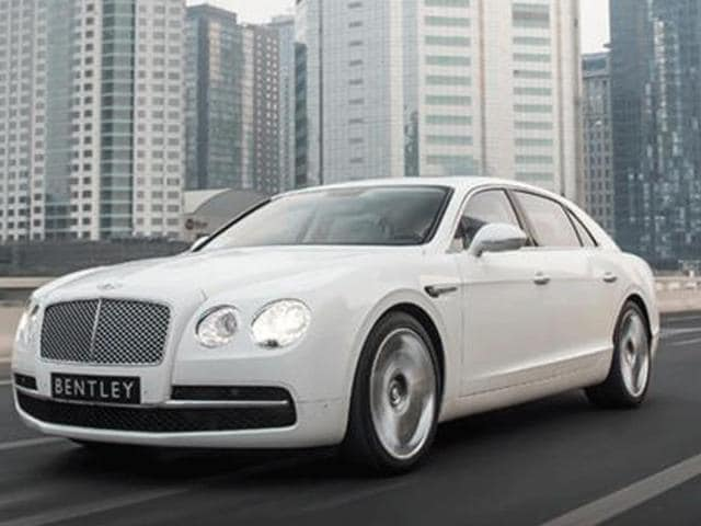 bentley flying spur,flying spur review,flying spur price in india