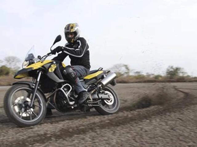 bmw f650gs india review