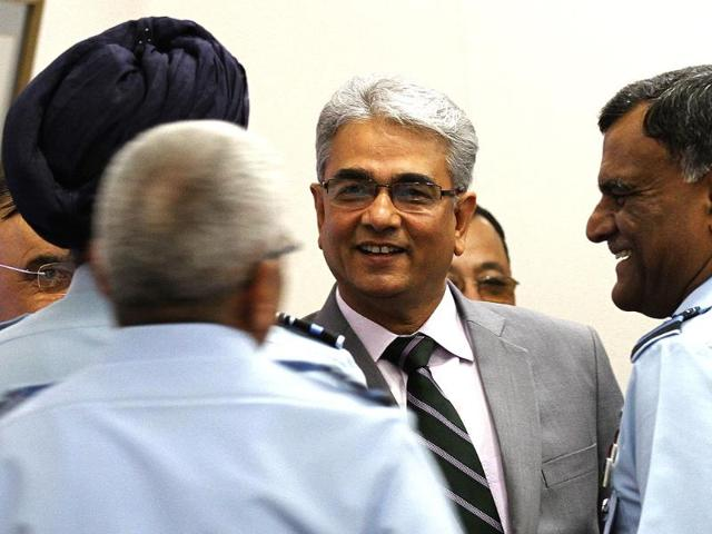 Shashi-Kant-Sharma-will-take-oath-as-new-CAG-of-India-on-May-23-Arvind-Yadav-HT-Photo