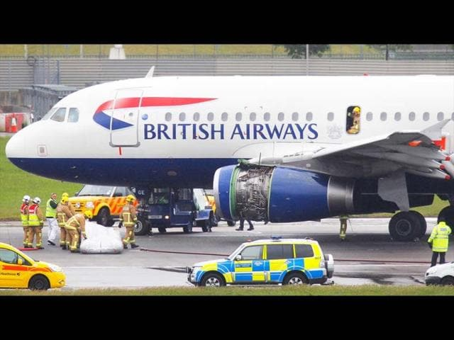 London,Stowaway,British Airways