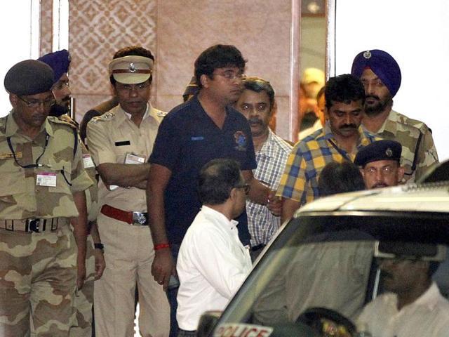 Asad Rauf,Vindoo Dara Singh,Mumbai police