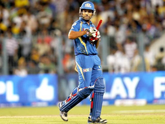 Mumbai Indians,Rohit Sharma,T20 League