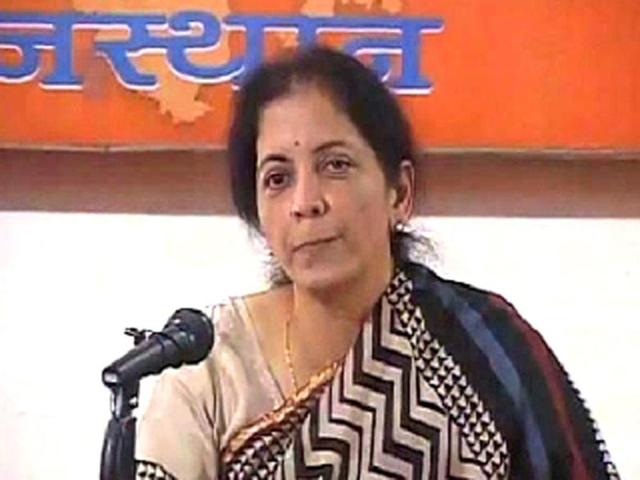 Govt taking measures to bring down inflation: Sitharaman