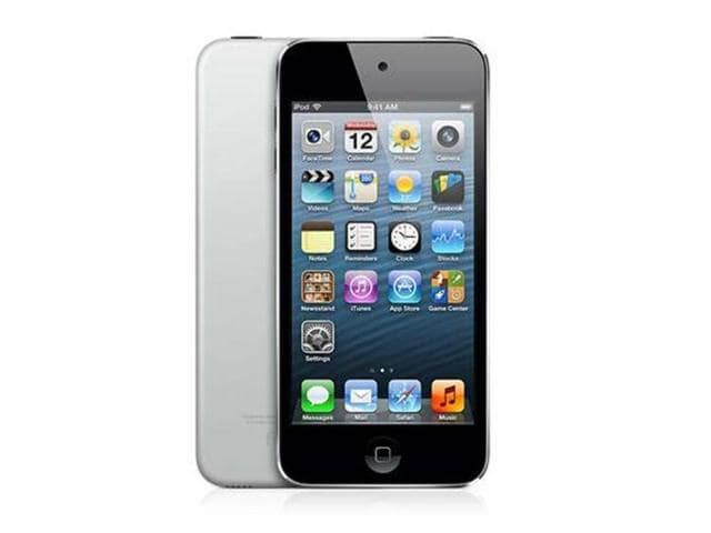 iPod Touch,Apple,Retina display