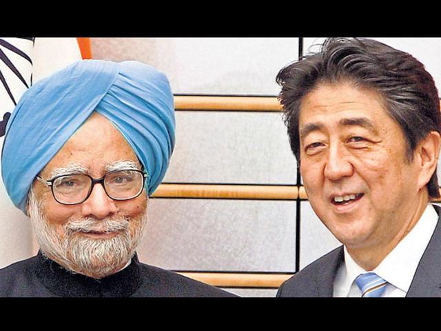 Shinzo Abe,Nuclear Non-Proliferation Treaty,Japanese Navy