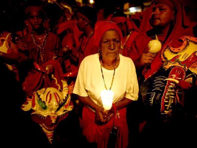 Jalandhar,Candlelight march,Indian Medical Association