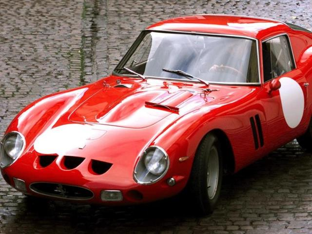 1963 Ferrari 250 GTO - $19.4 million (2010) : The answer is, not at number one. That is currently held by the 250GTO, the most in-demand of all classic Ferraris. Only 36 were ever built and owners have to be desperate to even consider parting with them. Only two have come up for auction in the last 18 years. And if $19.4 million sounds like a lot, a GTO was sold privately in 2012 for a reported fee of $35 million. Photo:AFP