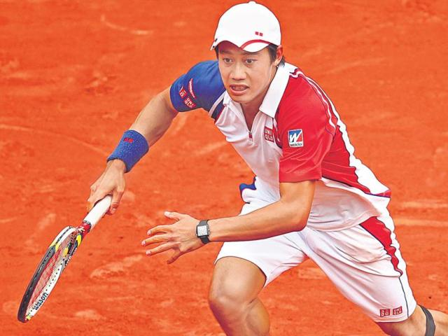 Nishikori-becomes-first-Japanese-player-in-75-years-to-reach-the-last-16-at-Roland-Garros-with-a-four-set-win