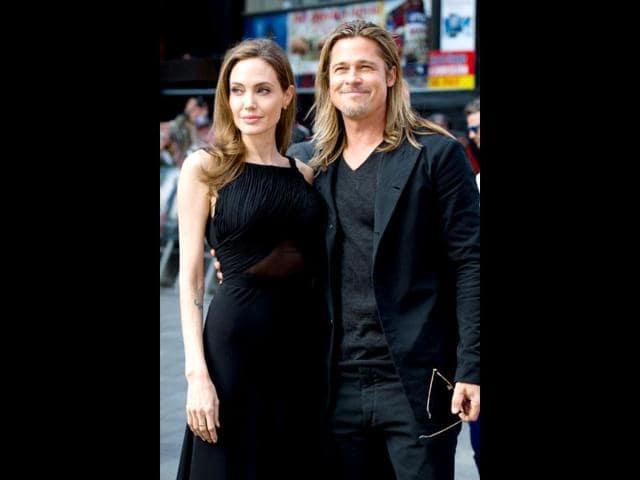 Angelina Jolie,Brad Pitt,honeymoon