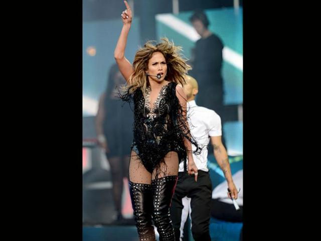 In-the-mood-Jennifer-Lopez-steams-up-the-stage-for-charity-at-the-Chime-for-Change-concert-in-London-Reuters