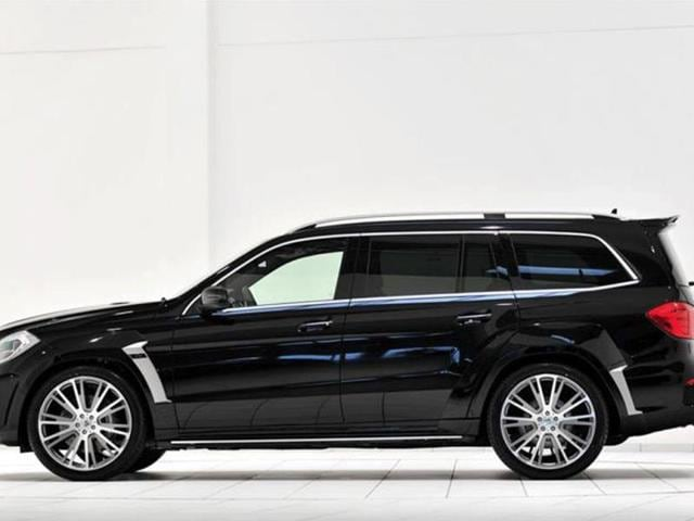Brabus B63-620 Widestar photo gallery