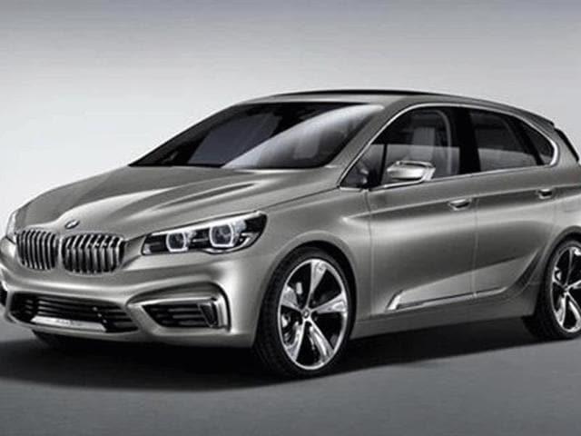 BMW Active Tourer,bmw mpv,bmw 1-series gt