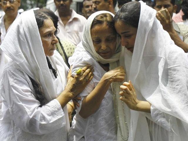 Jiah Khan,funeral,Sagar Sangeet building