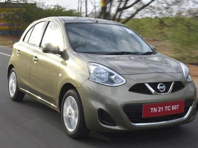 Nissan Micra facelift CVT review test drive,nissan micra facelift,nissan micra facelift review