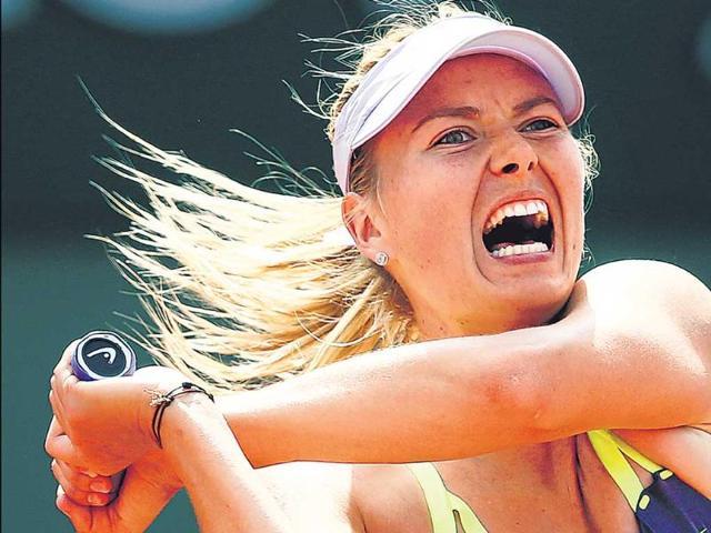 Maria Sharapova,serena williams,french open final