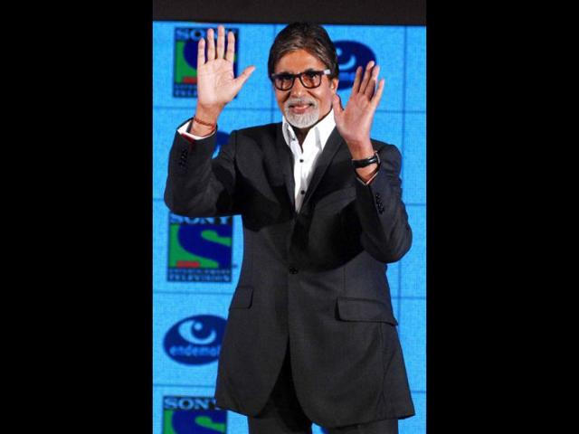 Turnover in TV is higher than films, says Amitabh Bachchan