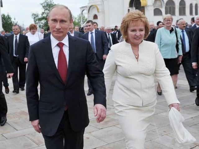Russian President Vladimir Putin,Lyudmila,Russian Orthodox Church