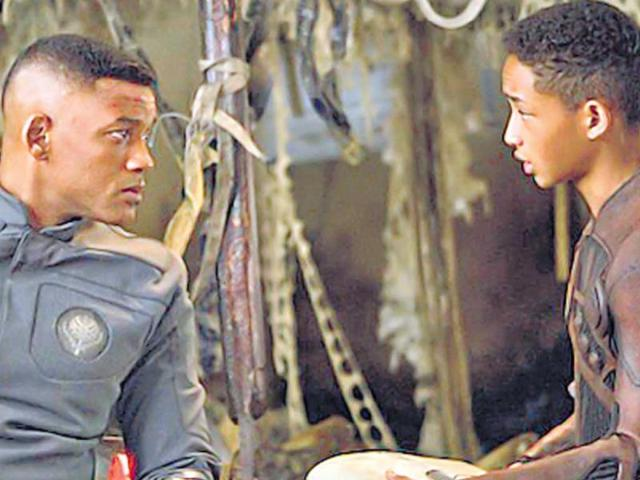 Rashid Irani's review: After Earth